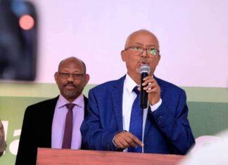 Somaliland VP Saylici