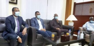 Ethiopian Delegation Arrives In Djibouti
