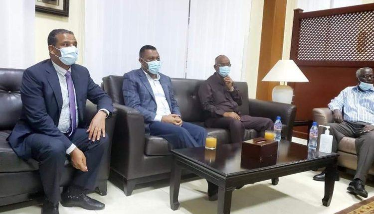 Ethiopian Delegation Arrives In Djibouti