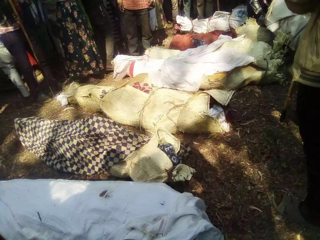 MORE THAN 40 CIVILIANS KILLED IN WESTERN OROMIA
