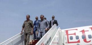 Ethiopian PM, Eritrean president