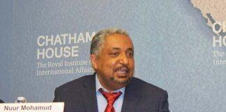 Mr. Nuur Mohamud Sheekh