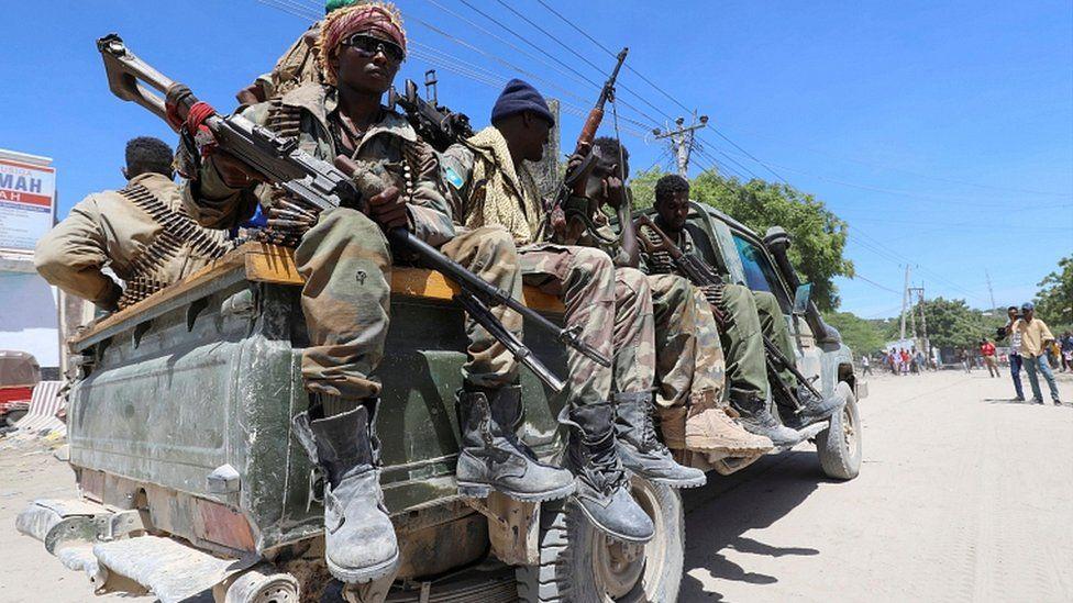 Somalia violence: