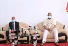 Dr Workneh Arrives In Jigjiga