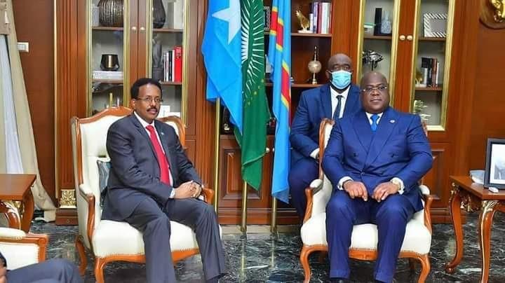 Somalia President Calls for African Union Mediation