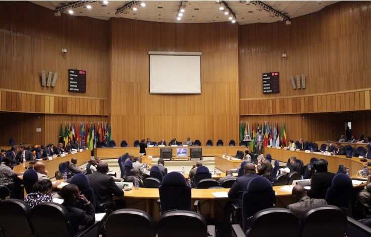 Peace and Security Council