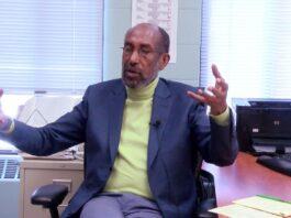 Prof Abdi Samatar