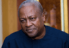 Somalia: H.E. President John Mahama as AU High Representative