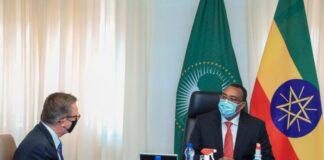 """Ethiopia Is Strategic Partner Of United States""-Jeffery Feltman"