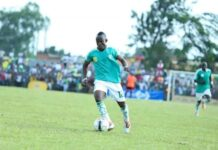 Midfielder Lukwata joins Somalia Premier League club