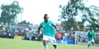 Midfielder Lukwata joins Somalia Premier League club