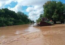 SOMALIA Flooding cuts off acccess to Jowhar