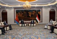 President Isaias met and held talks with Sudan's Leaders