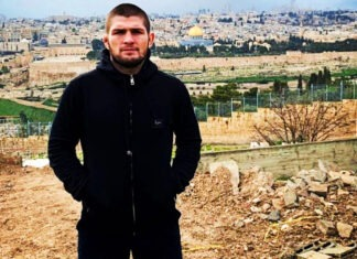 UFC legend Khabib Nurmagomedov