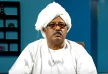 Former Irrigation Minister Of Sudan GERD