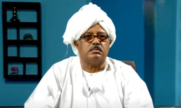 Former Irrigation Minister Of Sudan GERD