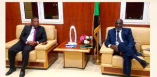 Ambassador Yibeltal Aemero