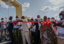 PM Inaugurates Semera Industry Park In Afar Region
