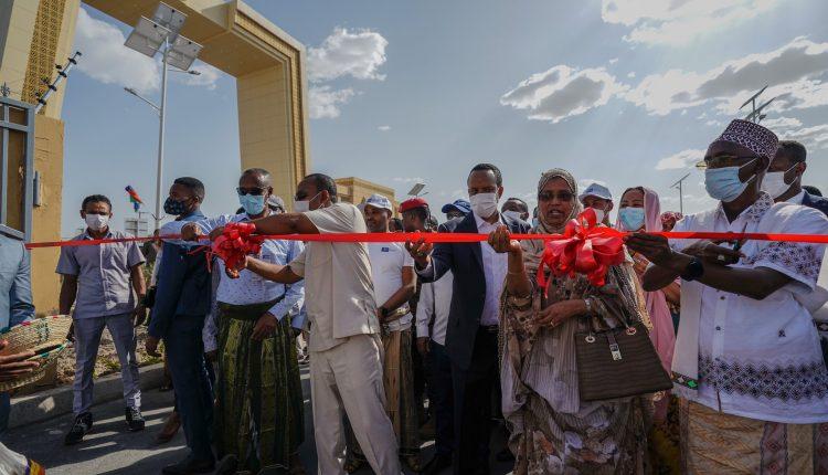 PM Inaugurates Semera Industry Park In Afar Region