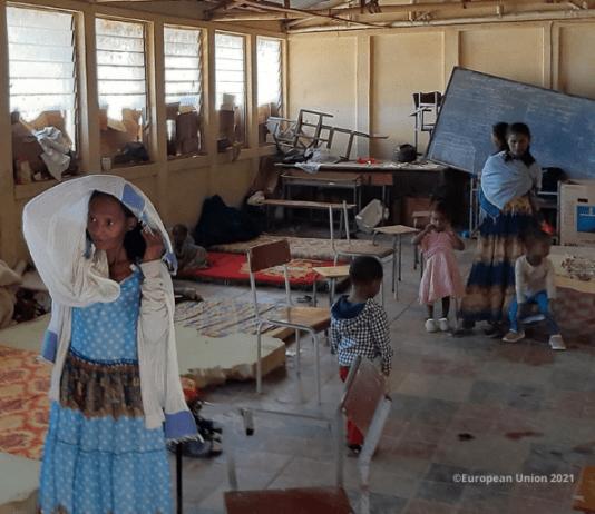 "US SAYS FOOD AID BLOCKAGE IN TIGRAY ""REPREHENSIBLE"", CALLS ON ERITREA, ETHIOPIA TO ""CEASE & DESIST THIS CONDUCT"""
