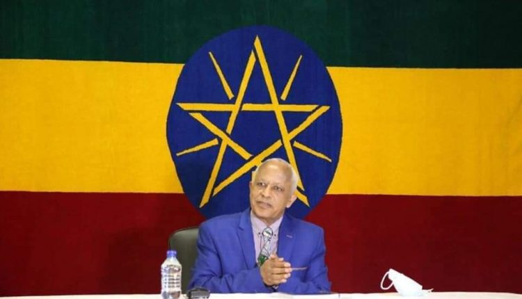 Ambassador Alemayehu Briefs Russiaian Media On Lattest Developments In Ethiopia