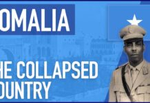 How did Somalia become a failed state?