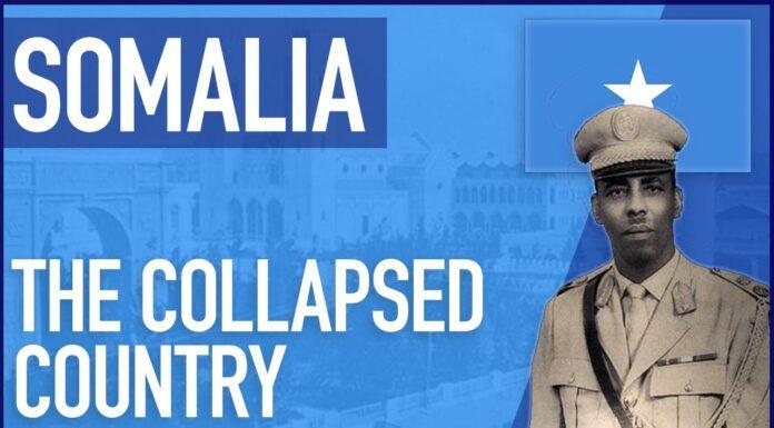 How did Somalia become a failed state?